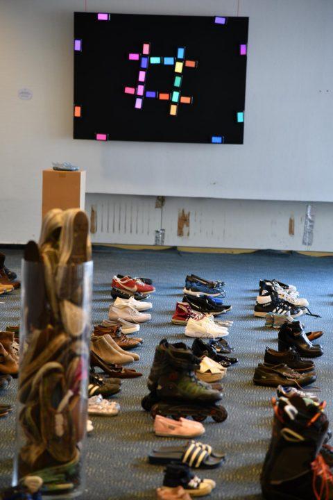 Szene aus der Ausstellung